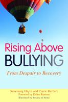 Rising Above Bullying PDF
