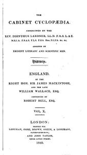 The History of England: Volume 10