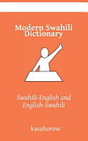 Modern Swahili Dictionary PDF