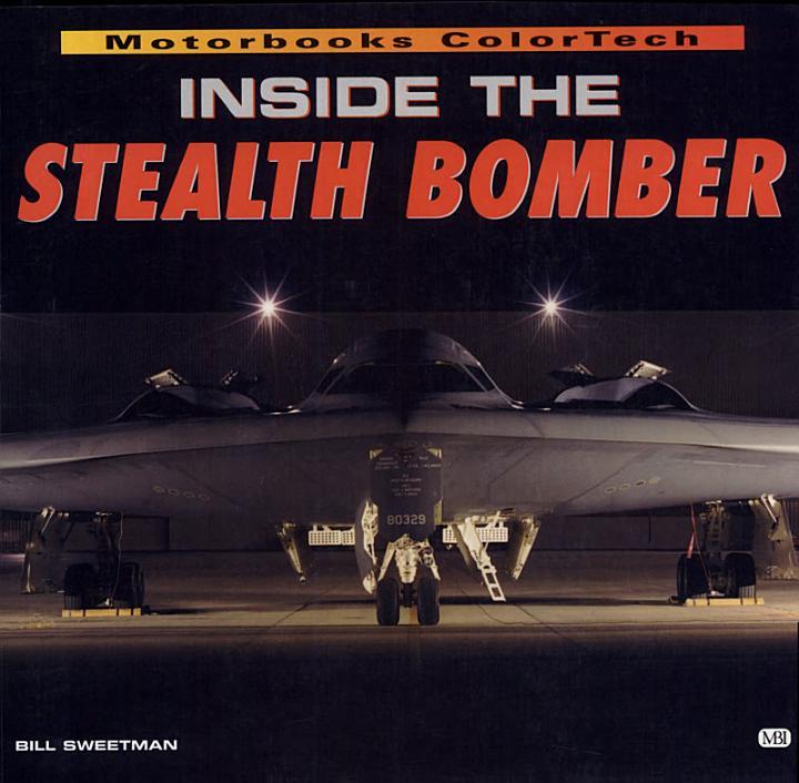Inside the Stealth Bomber