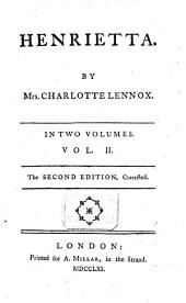 Henrietta: Volume 2