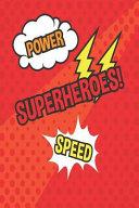 Power Blank Comic Book PDF