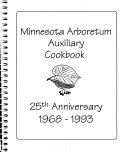 Minnesota Arboretum Auxiliary Cookbook