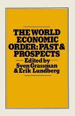 The World Economic Order