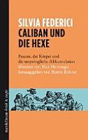 Caliban und die Hexe PDF