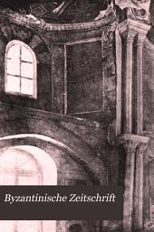 Byzantinische Zeitschrift: Band 5