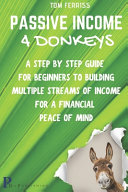 Passive Income 4 Donkeys Book PDF