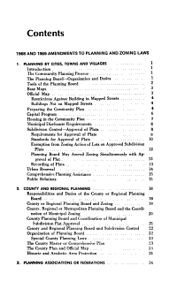 Local Planning and Zoning PDF