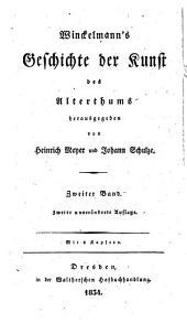 Winckelmann's Werke: Band 4