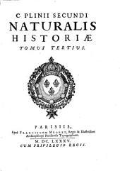 Naturalis Historia: Libri 12 - 19, Volume 3