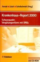 Krankenhaus Report 2000  PDF