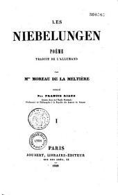 Les Niebelungen: poème
