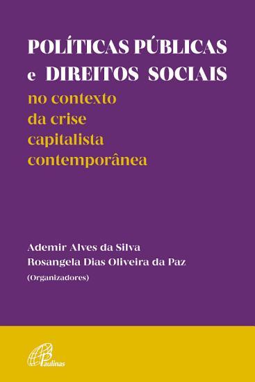 Pol  ticas p  blicas e direitos sociais no contexto da crise PDF