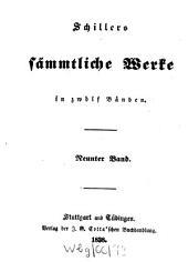 Sämmtliche Werke: In zwölf Bänden. Geschichte des dreißigjährigen Kriegs, Band 9