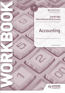 Cambridge International AS and a Level Accounting Workbook PDF