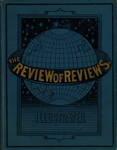 The Review of Reviews: Volume 16
