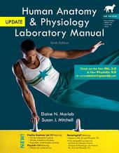 Human Anatomy & Physiology Laboratory Manual, Cat Version, Update: Edition 10