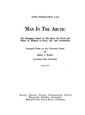 Man in the Arctic PDF