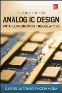 Analog IC Design with Low Dropout Regulators  Second Edition PDF