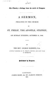 The Church  a Refuge from the Strife of Tongues  A Sermon  on Ps  Xxxi  22   Etc PDF