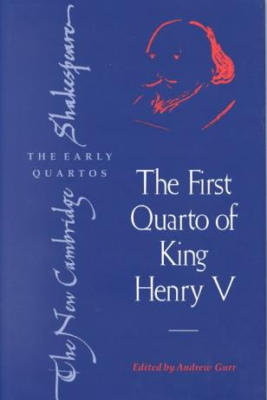 The First Quarto of King Henry V PDF