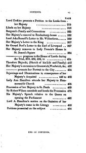 The royal exile: or, Memoirs of the public and private life of Her Majesty, Caroline, queen consort of Great Britain. A full amd impartial history of the charges against her, and proceedings in Parliament, and the important events since her return, with original letters, and other documents, never before published