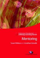 Mentoring in the Lifelong Learning Sector PDF