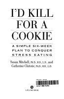 I d Kill for a Cookie PDF