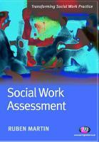 Social Work Assessment PDF