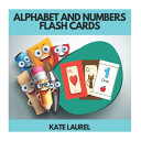 Alphabet And Numbers Flash Cards Book PDF