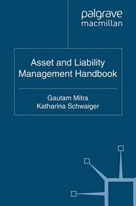 Asset and Liability Management Handbook