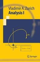 Analysis 1 PDF