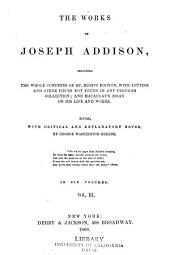The Freeholder. Swift's notes on the Free-holder. The Plebian, by Sir Richard Steele, with The Old whig, by Mr. Addison. The Lover