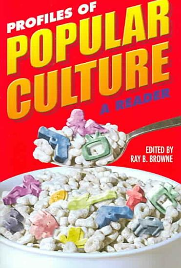 Profiles of Popular Culture PDF
