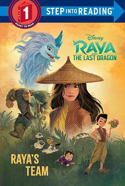 Download Raya s Team  Disney Raya and the Last Dragon  Book