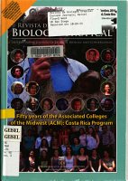 Revista de biolog  a tropical PDF