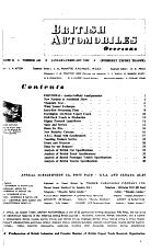 British Automobiles Overseas PDF