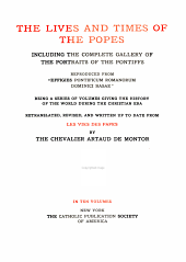 The lives and times of the Popes. [Vol. 8]