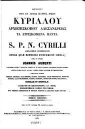 Patrologiæ cursus completus: seu, Bibliotheca universalis, integra, uniformis, commoda, oeconomica omnium SS. patrum, doctorum, scriptorumque ecclesiasticorum. Series græca, Volume 77