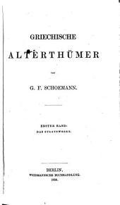 Grieschische Alterhumer