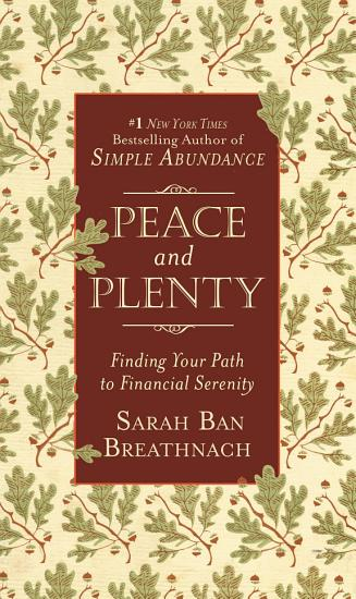 Peace and Plenty PDF