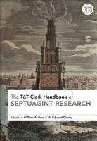 T T Clark Handbook of Septuagint Research PDF