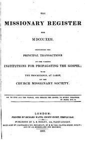 Missionary Register