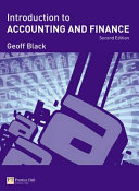 Introduction to Accounting and Finance PDF