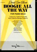 Boogie All the Way for Piano Solo