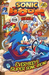 Sonic Boom #7