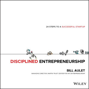 Disciplined Entrepreneurship Book
