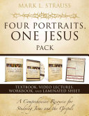 Four Portraits  One Jesus Pack Book