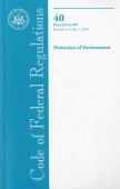 Code Of Federal Regulations Title 40 Protection Of Environment Pt 425 699 Revised As Of July 1 2010
