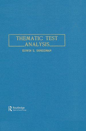 Thematic Test Analysis